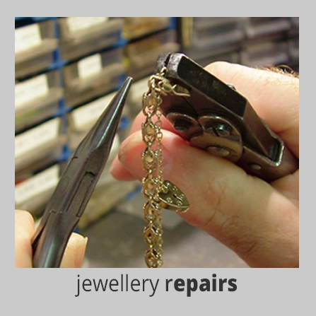 jewellery repairs at Handy Hut